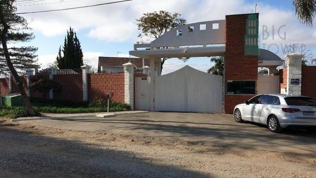 Terreno à venda, CONDOMÍNIO PORTAL DA LUA, 1280 m² - São Gabriel - Colombo/PR