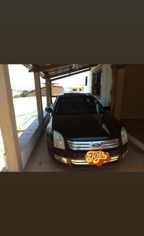 Ford Fusion 2.3 SEL 16V Gasolina Preto 4P Automático e Teto Solar