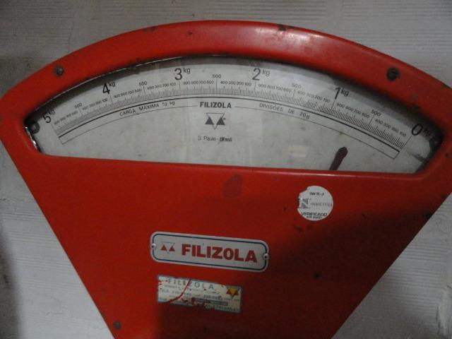 Balança Antiga Filizola - Foto 3
