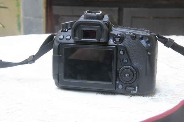 Canon EOS 80 D Objetiva 18~55 - Foto 3