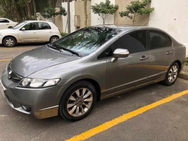 Honda Civic 1.8 LXL/SE Automático 2011