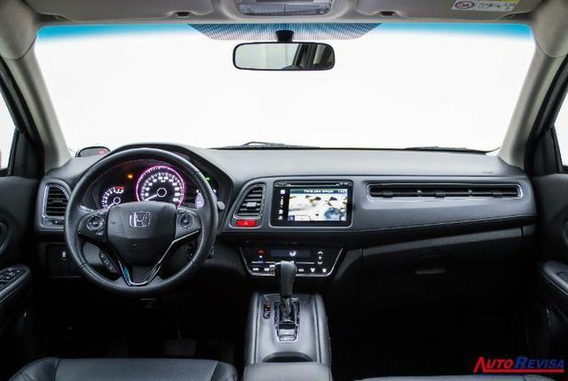 Honda Hr-v Exl 1.8 Cvt - Unica Dona 49700 Km - 2016 - Foto 3