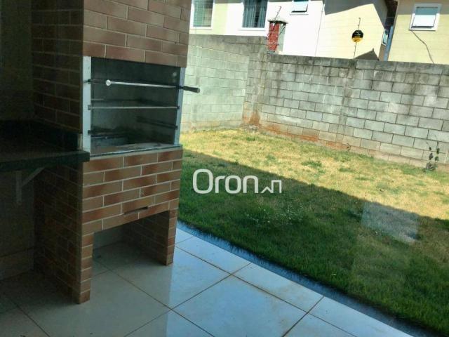 Sobrado à venda, 131 m² por r$ 440.000,00 - residencial center ville - goiânia/go - Foto 17
