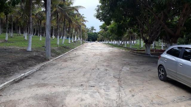 Vendo ou troco terreno em condomínio fechado, na praia de lençóis. - Foto 6
