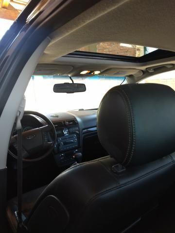 Ford Fusion 2.3 SEL 16V Gasolina Preto 4P Automático e Teto Solar - Foto 4