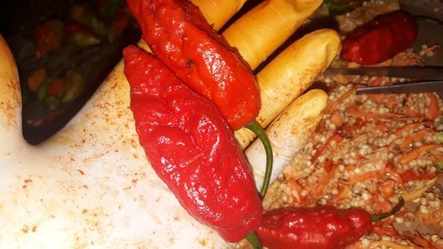 Carolina reaper vermelha sementes - Foto 5