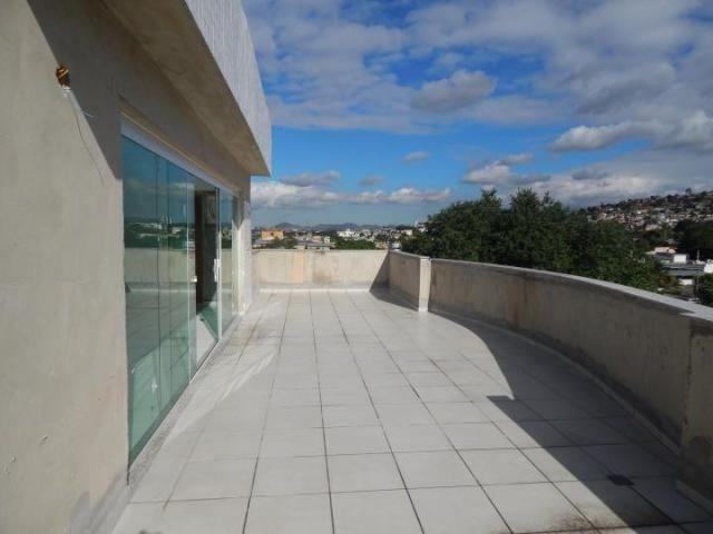 Cobertura com 2 dormitórios à venda, 140 m² por R$ 349.000,00 - Centro - Mesquita/RJ - Foto 2