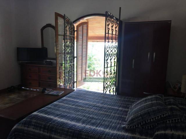 Chácara com 3 dormitórios para alugar, 2250 m² por R$ 4.000/mês - Chácaras Cataguá - Tauba - Foto 6