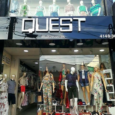 Vendo Loja de roupas Masc. e Fem. calçados e acessorios completa - Foto 13