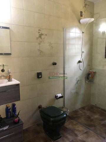 Chácara com 3 dormitórios para alugar, 2250 m² por R$ 4.000/mês - Chácaras Cataguá - Tauba - Foto 12