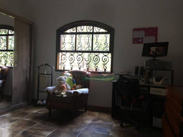 Chácara com 3 dormitórios para alugar, 2250 m² por R$ 4.000/mês - Chácaras Cataguá - Tauba - Foto 9