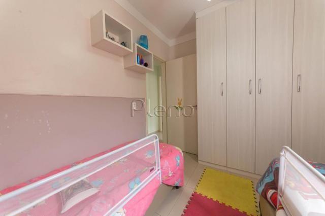 Apartamento à venda com 3 dormitórios em Parque prado, Campinas cod:AP014850 - Foto 13