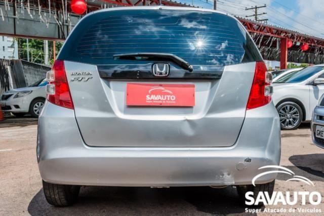 Honda Fit Fit LX 1.4 Flex 8V 5p Aut. 4P - Foto 5