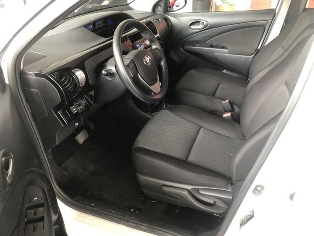 Etios 2019 1.5 X Sedan automático, extra - Foto 6