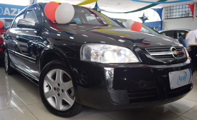CHEVROLET ASTRA 2.0 MPFI ADVANTAGE 8V FLEX 4P MANUAL. - Foto 10