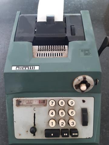 Calculadora Olivetti - Antiguidade - Foto 2