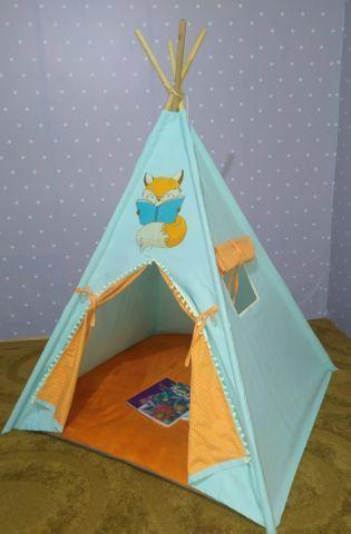Cabana Infantil Barraca Tenda Com Colchonete - Foto 5