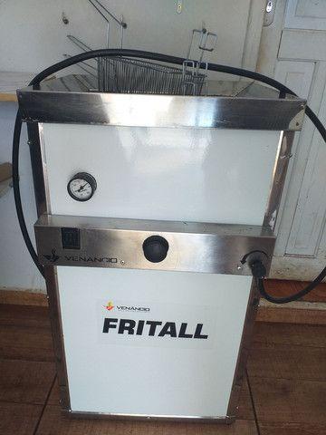 Fritadeira 30 ltrs água e oleo - Foto 2