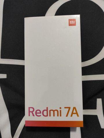 Imperdível! Redmi 7A 32 da Xiaomi.. Novo Lacrado com Garantia e Entrega