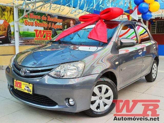 Toyota Etios Hatch Xs 1.5 Flex Completo, Maravilhoso