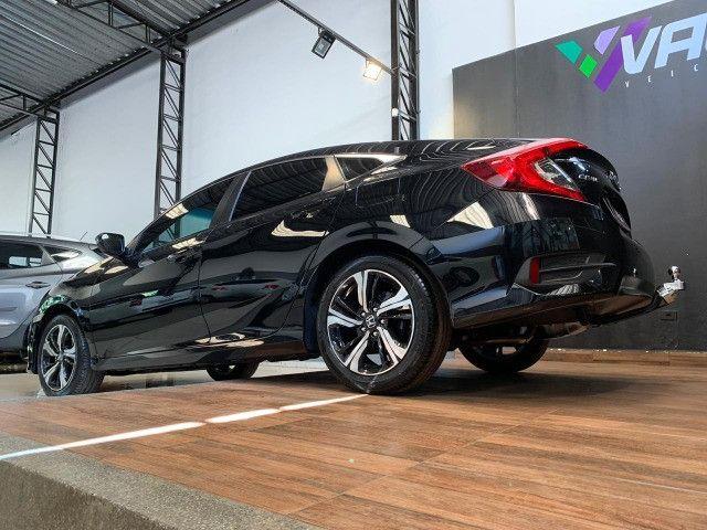Civic EXL 2.0 com Revisões na Honda + Pneus Michelin - Foto 4