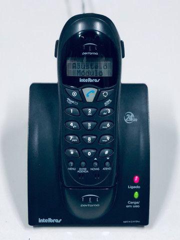Telefone Sem Fio Intelbras - Ótimo Estado - Foto 3