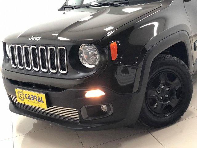 Jeep Renegade 1,8 Automático 2018 * Verdadeira Máquina * - Foto 11