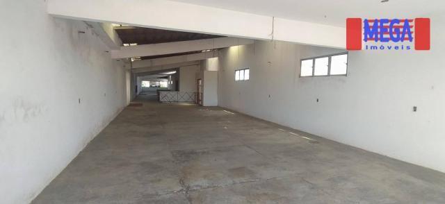 Prédio para alugar, 1300 m² por R$ 10.000,00/mês - Fátima - Fortaleza/CE - Foto 12