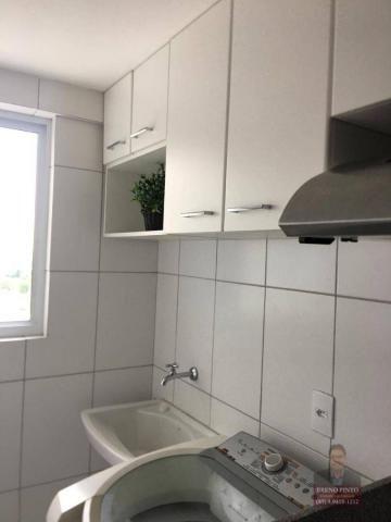 Apartamento à venda, 54 m² por R$ 318.000,00 - Maporanga - Fortaleza/CE - Foto 2
