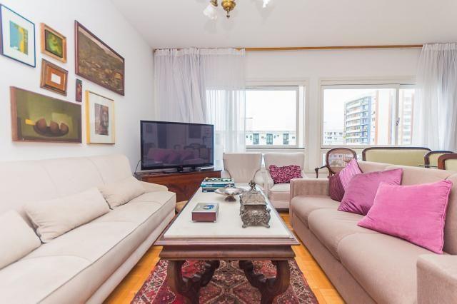 Apartamento à venda com 3 dormitórios em Rio branco, Porto alegre cod:LIV-6071 - Foto 3