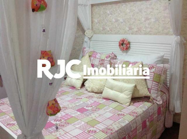 Apartamento à venda com 3 dormitórios em Tijuca, Rio de janeiro cod:MBAP31922 - Foto 12