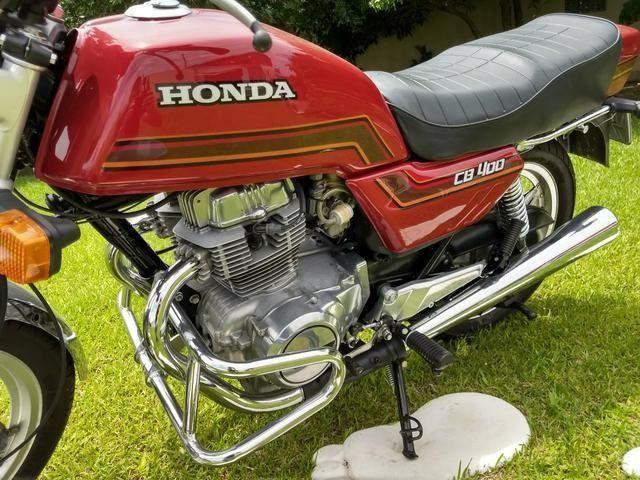 Honda CB 400 1981 - Foto 4