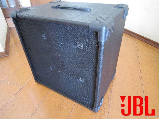 """Caixa para baixo 4x8"""" - Falantes JBL Novos. 560W - Foto 4"""
