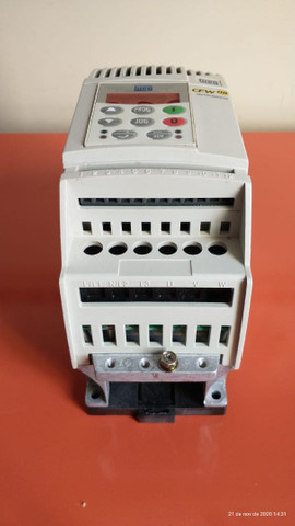 Inversor de frequência WEG CFW 08 - Foto 4