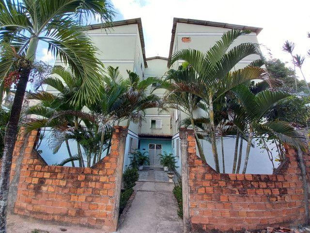 Alugo ou vendo apart na Forquilha no terceiro andar por R$ 600 reais cond. incluso - Foto 12