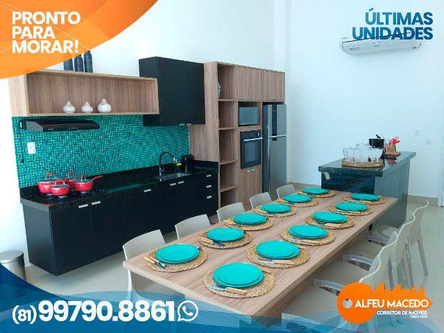 Apartamento de 1 quarto no Muro Alto Condomínio Clube em Porto de Galinhas - Foto 9