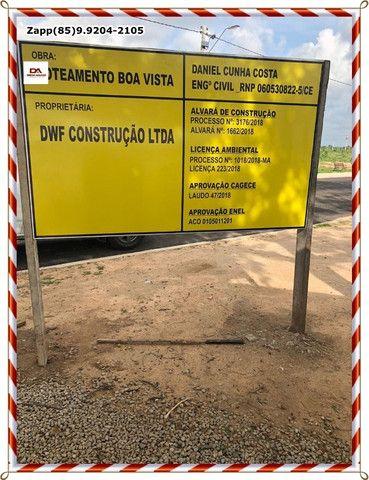 Construção liberada- Loteamento Itaitinga.;.;.!! - Foto 18