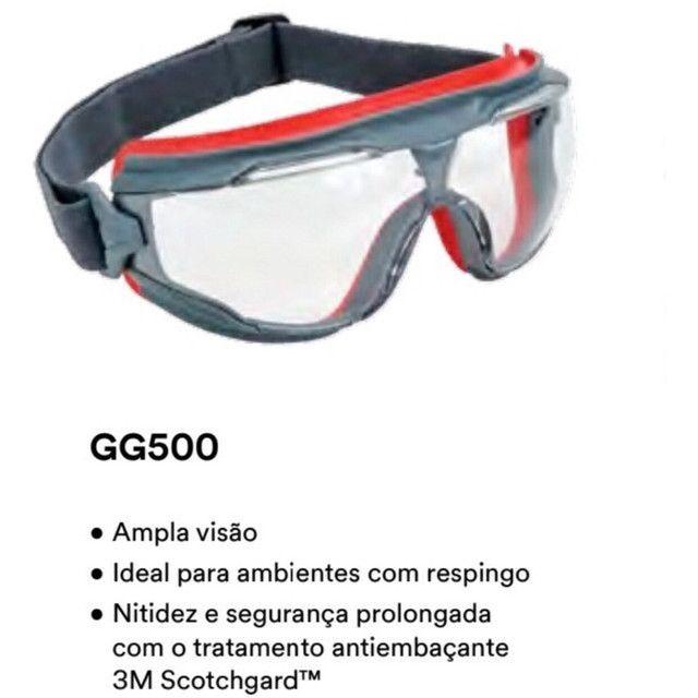 Óculos de proteção 3M - Foto 2