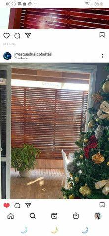 Caramachão ,assoalho ,piso em madeira a deck  - Foto 2
