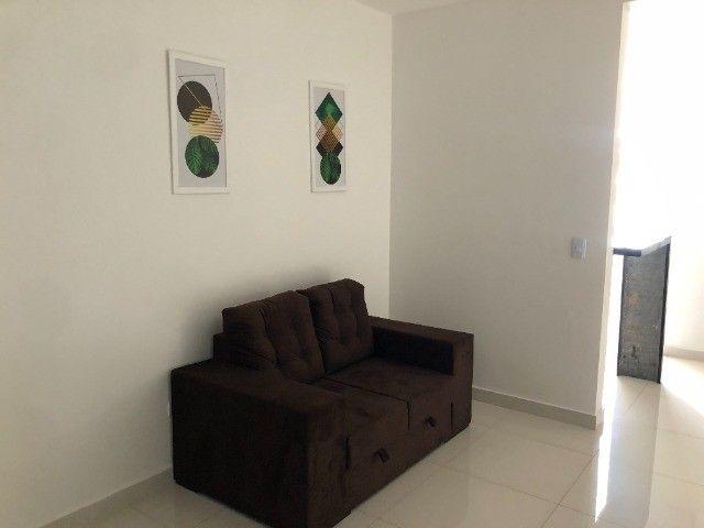 apartamento novo mobiliado - Foto 9