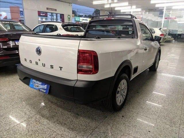 Volkswagen Saveiro Robust 1.6 msi (Flex) 2019 - Foto 10