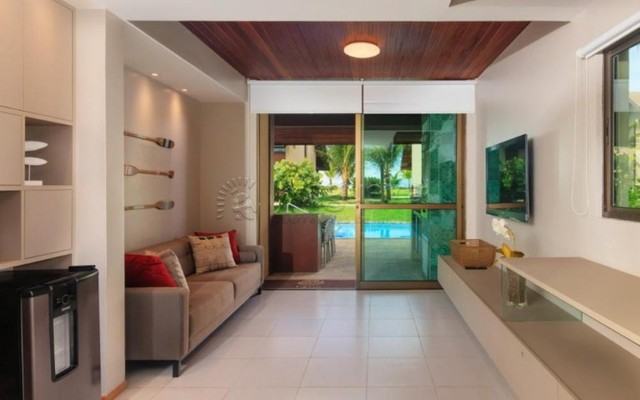 hh1362 resort nui supreme, vendo bangalô em muro alto, porto de galinhas, 5 quartos , 250m - Foto 5