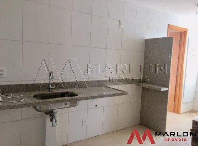 Apartamento Cond. Palazzo Cristal, 3 Quartos Sendo 1 Suíte, 98m² - Petrópolis - Foto 6