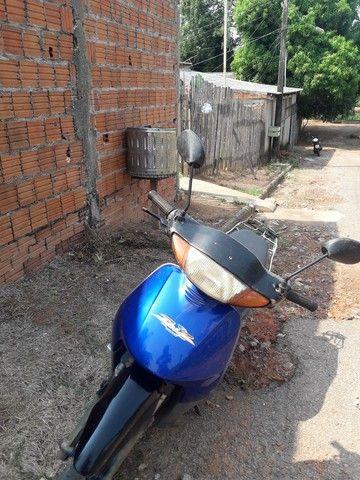 Moto Biz 100 Ano 2001 - Foto 2