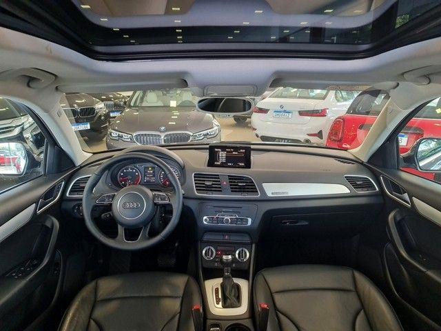 Audi Q3 AMBITION 2.0 QUATTRO 4P GASOLINA AUT - Foto 3