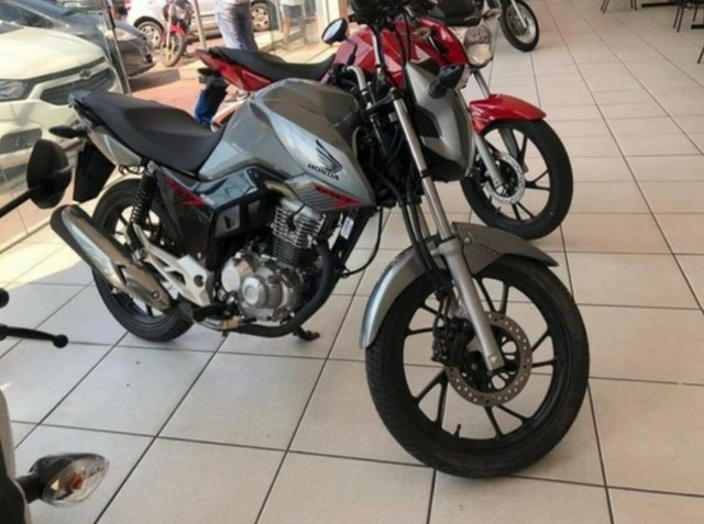 Moto Honda Fan 160 Financiada Entrada: 1.000 Autônomo e Assalariado!!! - Foto 4