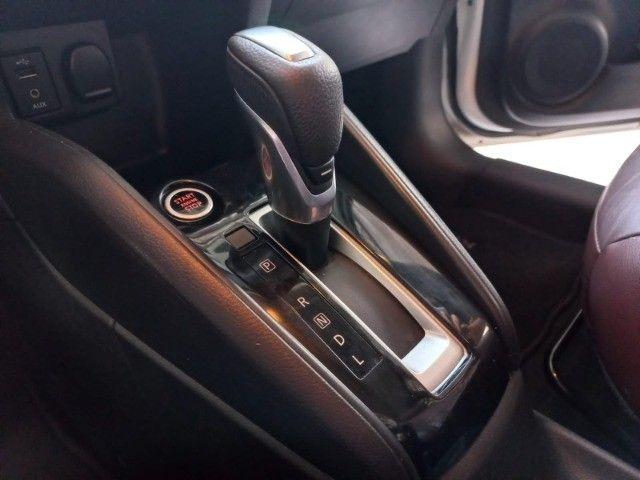 Nissan Kicks 1.6 SL  Automático CVT 2018 com interior marrom Extra! - Foto 8