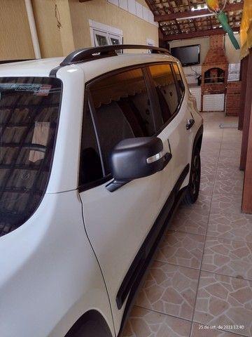 Jeep Renagade Sport MT Branca - Foto 10