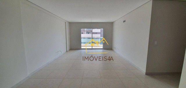 (Vende-se) Monte Olimpo - Apartamento com 3 dormitórios, 121 m² por R$ 650.000 - Olaria -  - Foto 4