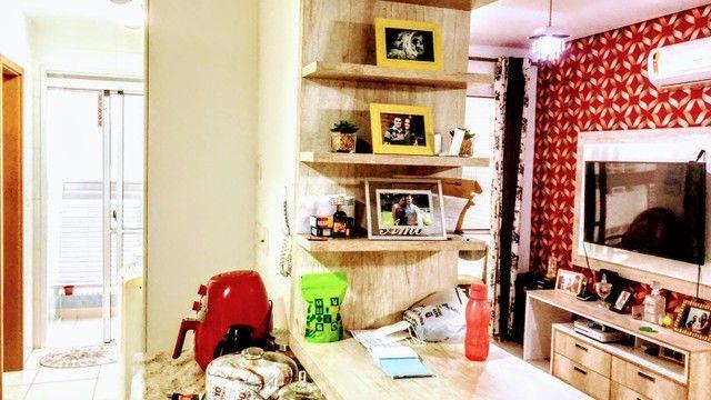 Apartamento à venda com 2 dormitórios em Pompéia, Santos cod:212703 - Foto 3